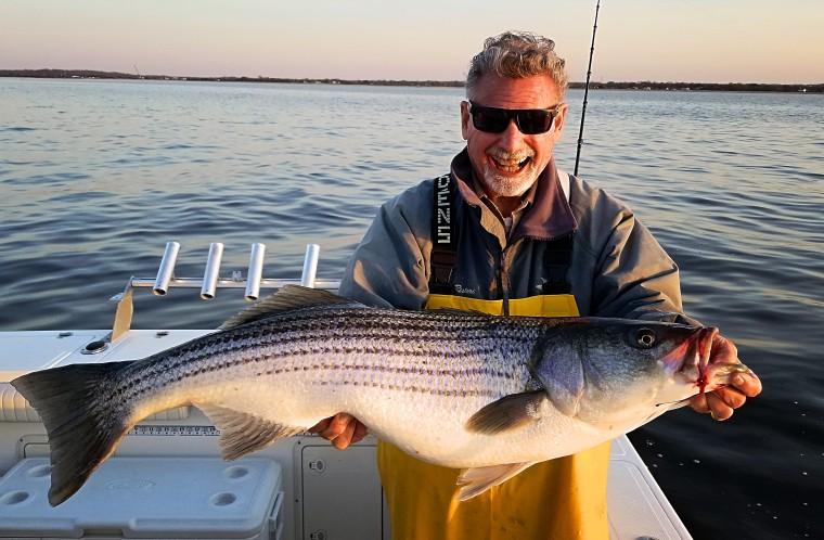 30-pound bass