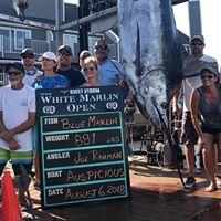 WMO blue marlin