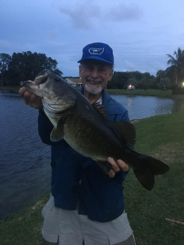 Al's big bass
